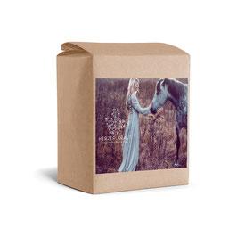 Kräutergarten für Pferde Nr. 6 Echinacea, Hagebutte, Melisse & Weißdorn