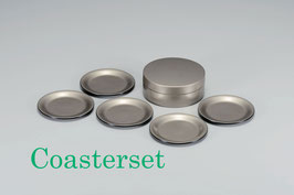 05:Coasterset 【茶托&コースターセット】