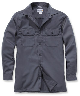 Carhartt - Twill Long Sleeve Work Shirt Langarmhemd