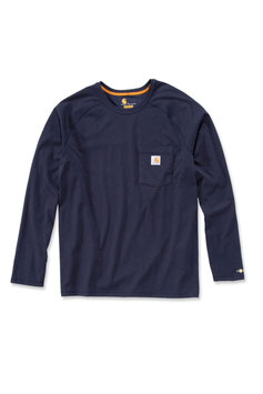 Carhartt Force® Cotton Long Sleeve T-Shirt
