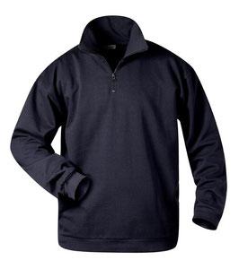 elysee -  Sweat-Shirt mit Troyer-Kragen GERD