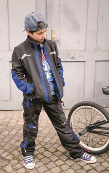 Kübler - Kinder Softshell Jacke Faszination Design