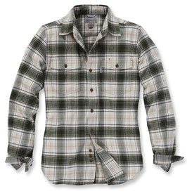 Carhartt - Trumbull Fit Flannel Hemd