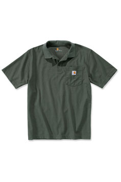 Carhartt - Contractor's Work Pocket Polo Shirt