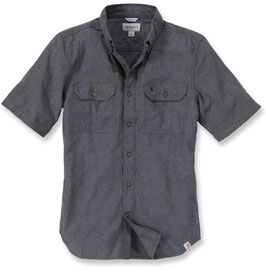 Carhartt - Fort Solid Short Sleeve Shirt Kurzarmhemd