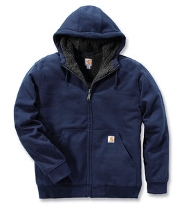 Carhartt - Colliston Brushed Fleece Sherpa Lined Sweatshirt