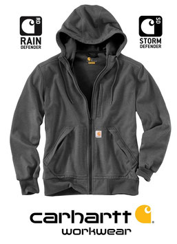Carhartt - WIND FIGHTER HOODED SWEATSHIRT / wasserabweisend & winddicht
