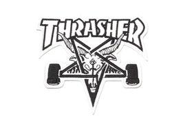 Thrasher SK8 Goat Patch