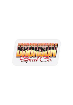 Bronson Speed Co. Can´t be beat Sticker