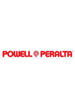 Powell Peralta Strip Sticker