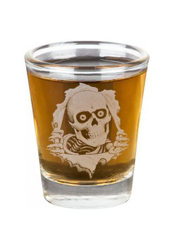 Powell Peralta Shot Glass