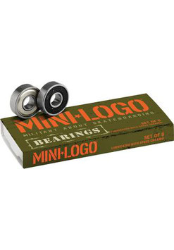 Bones Bearings Minilogo