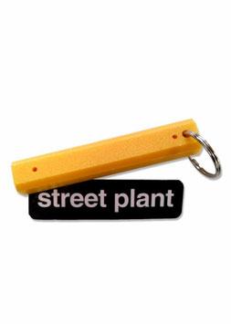 Streetplant Keychain Curb
