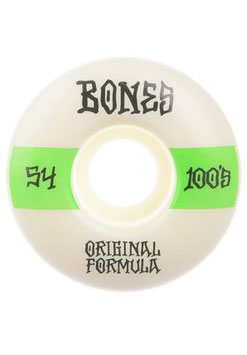 Bones Wheels 100's OG #19 V4