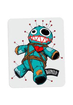 Bones Wheels Voodoo Sticker