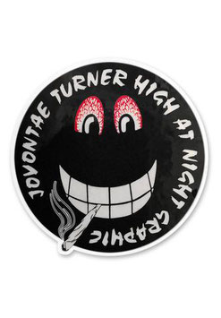 World Industries Jovontae Turner Sticker