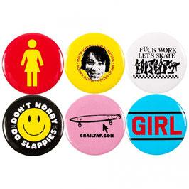 Girl Button Set
