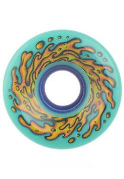 Santa Cruz OG Slime Balls turquoise