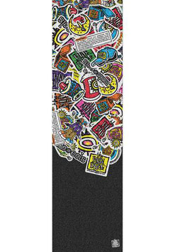 New Deal Sticker Pile Griptape