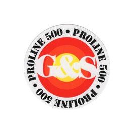 G&S Proline Sticker