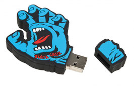 Santa Cruz Screaming Hand Memory Stick