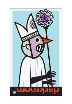 Darkroom Communication Sticker