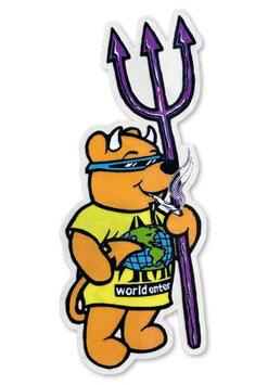 Wolrd Industries Steve Rocco Sticker