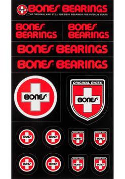 Bones Swiss  Multi Sticker