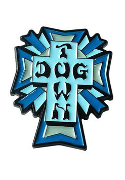 Dogtown Cross Pin