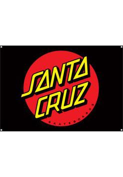 Santa Cruz Dot Flag