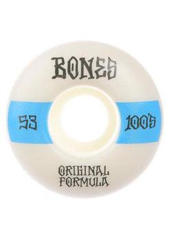 Bones Wheels 100's OG #1 V4