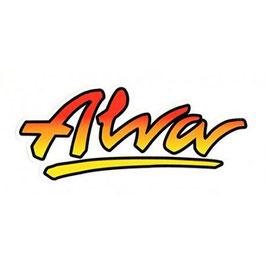 Alva Fade Logo Sticker