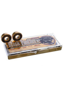 Shortys Black Panthers Ceramic Bearings