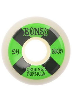 Bones Wheels 100's OG #4 V5 Sidecut