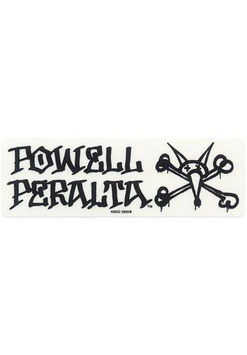 Powell Peralta Rat Bones Sticker