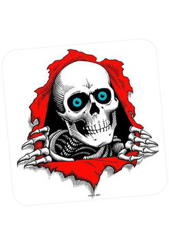 Powell Peralta Ripper Ramp Sticker