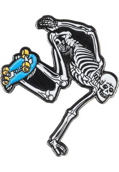 Powell Peralta Skeleton Pin
