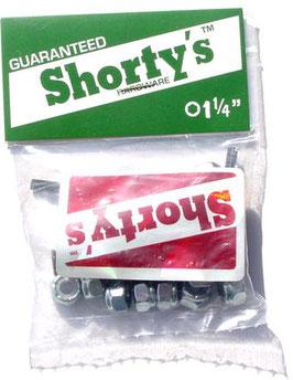 "Shortys 1  1/4"" Imbus"