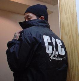 C.I.C.P. Nylon JKT (Black) Size XL