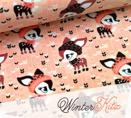 Sweat Winterkitz Apricot / 0.5m