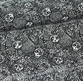 Biojersey Tangle Skulls / 0.5 m