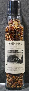 Seibstock Gewürzmühle Chilli und Knoblauch