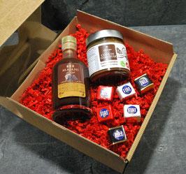 Geschenkbox Schokolade