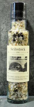 Seibstock Gewürzmühle mit Salz und Kräuter aus Tirol - NEU!