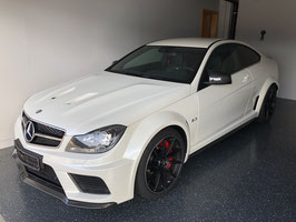 Mercedes AMG C 63 Black Series (2014)