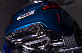MILLTEK BMW M2 COMPETITION EXHAUST