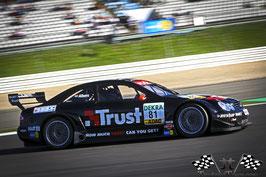 Original Mercedes CLK DTM (RS 00-009) - Race Car