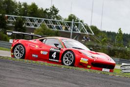 Ferrari 458 Italia GT3  (2013)