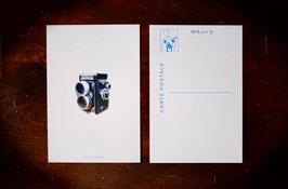 オリジナルポストカード カメラ