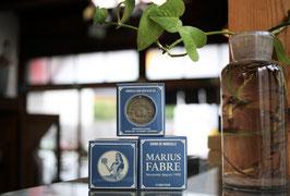 MARIUS FABRE サボン・ド・マルセイユ ネイチャーオリーブ200g(フランス製)